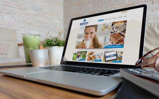 Bartex firmowa strona internetowa