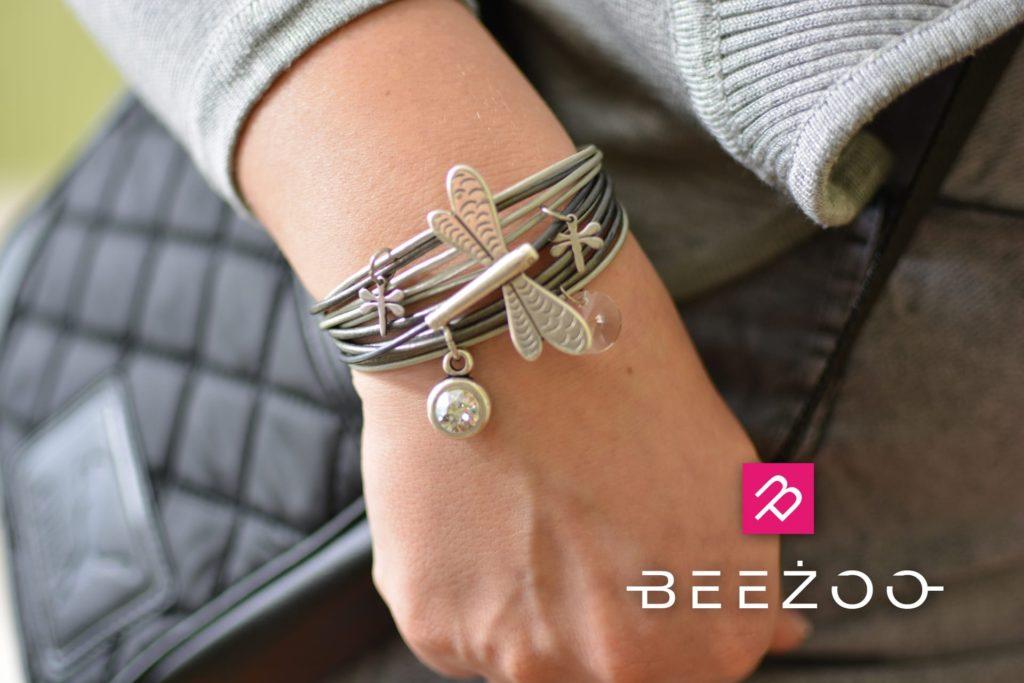 Beeżoo zestaw brandingowy, logo, akcydensy firmowe, materiały targowe, nowoczesny sklep internetowy