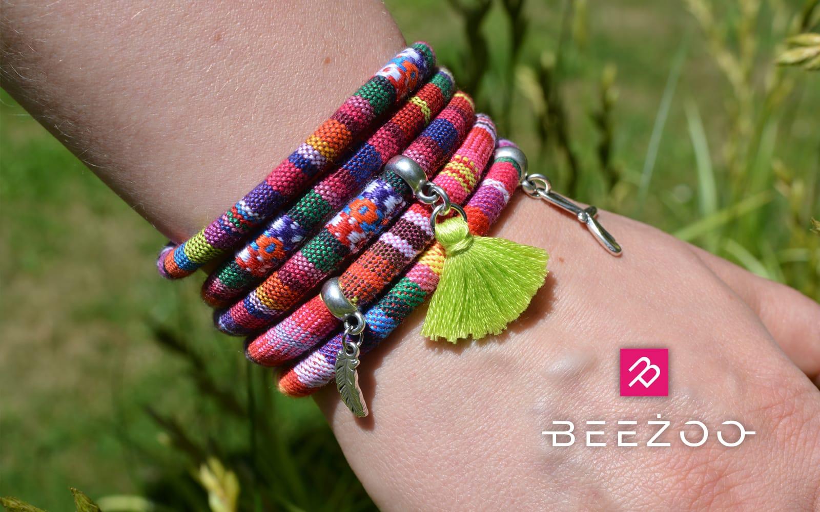 Beeżoo logo firmowe projektowanie Agencja brandingowa Moweli Creative