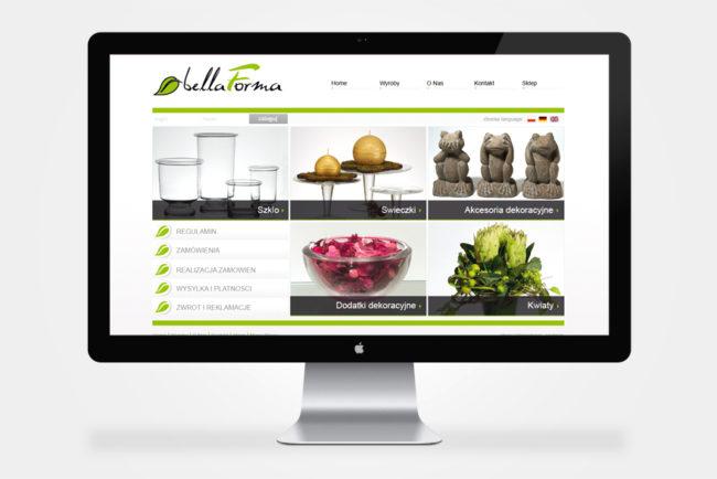 sklep internetowy Bellaforma