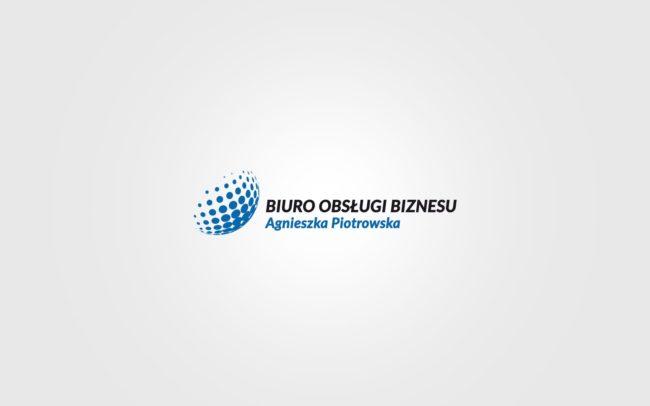 Biuro Obslugi Biznesu logo firmowe
