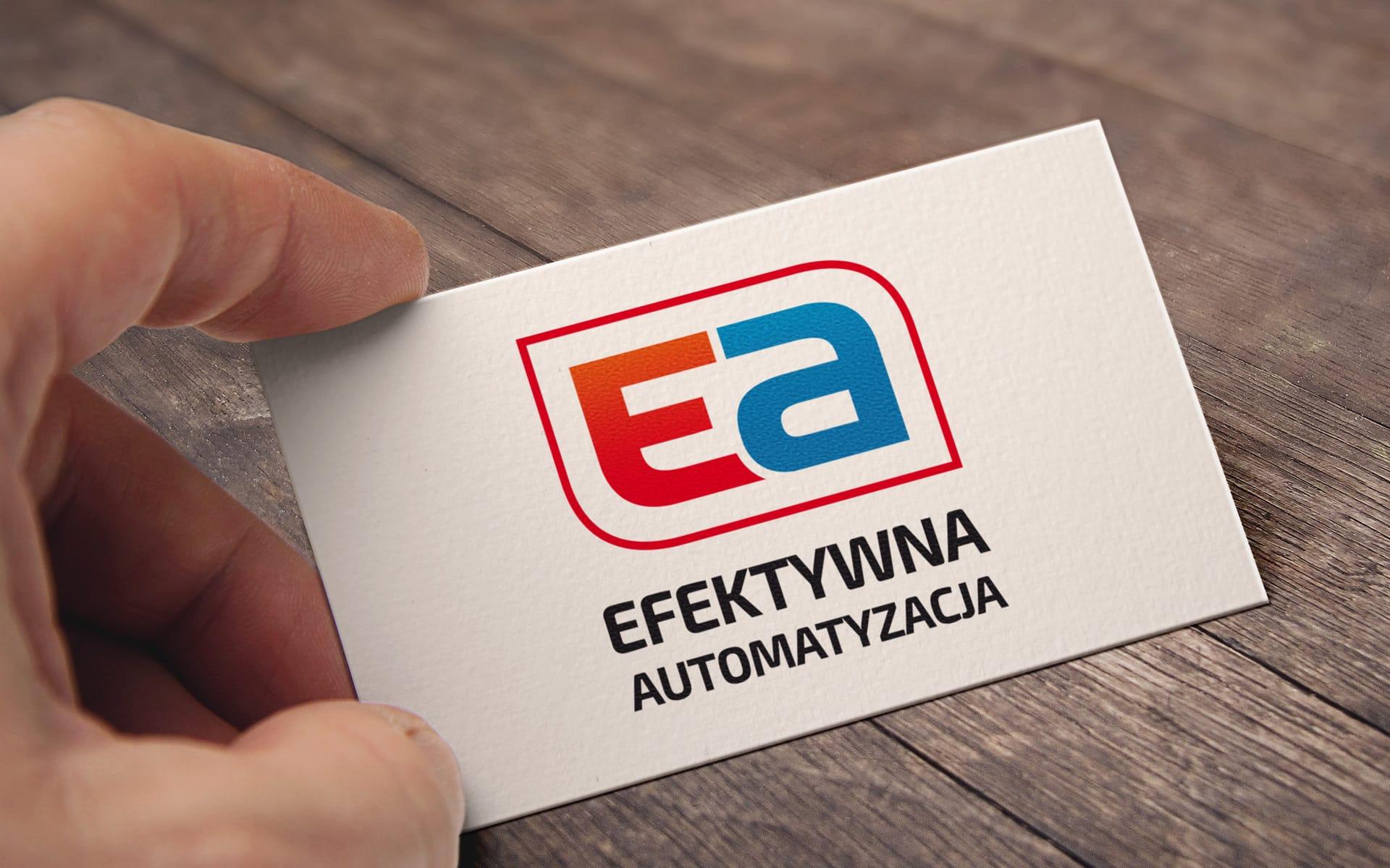 EA Kraków rebranding logo firmowego
