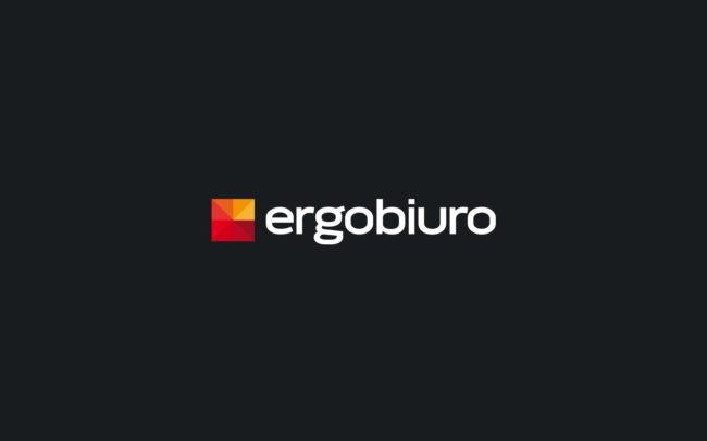 Ergo Biuro logo firmowe