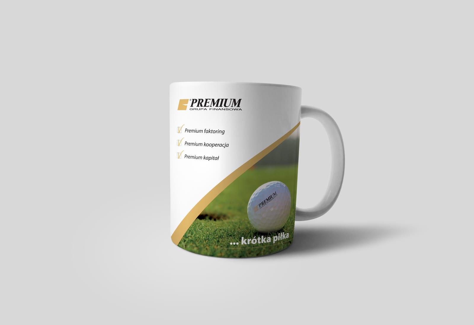 Grupa Finansowa Premium SA kubki reklamowe