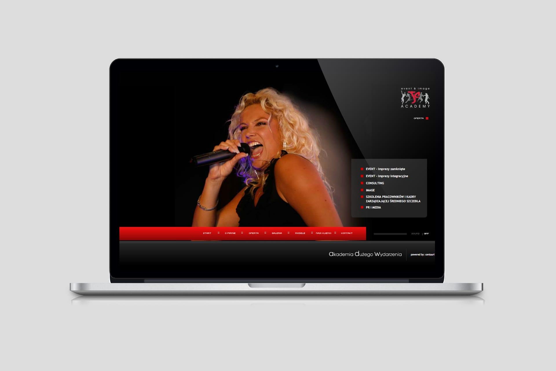 JC Academy zestaw brandingowy, akcydensy firmowe, teczki reklamowe, materiały targowe, strona internetowa agencja brandingowa moweli creative