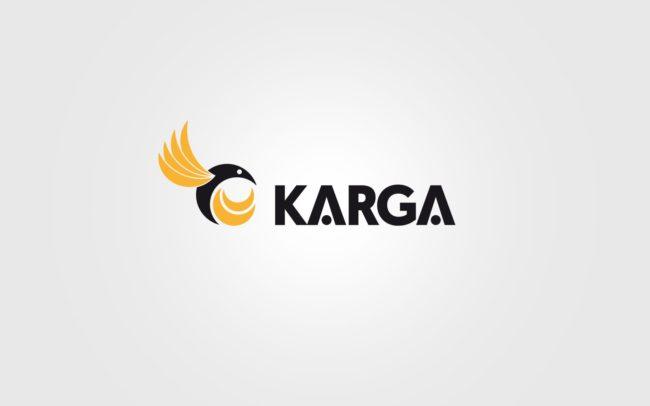 Karga projektowanie logo firmy znaków firmowych księgi znaku rewitalizacje rebranding logo Agencja brandingowa Moweli Creative