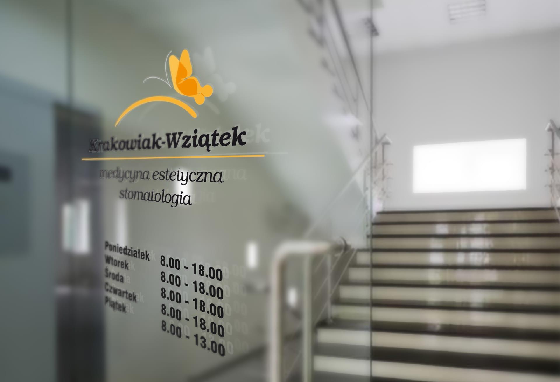 Krakowiak Wziątek logo firmowe