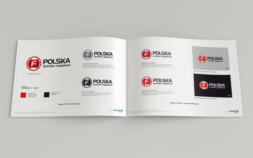 tworzenie ksiegi znaku projektowanie logo firmy znaków firmowych księgi znaku rewitalizacje rebranding logo Agencja brandingowa Moweli Creative