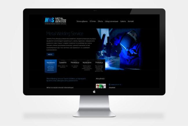 firmowa strona internetowa MWS Welding