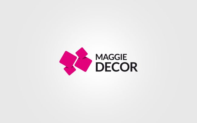 Maggie Decor logo firmowe