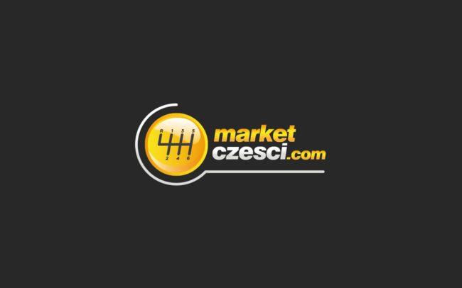 Market Czesci logo firmowe projektowanie logo firmy znaków firmowych księgi znaku rewitalizacje rebranding logo Agencja brandingowa Moweli Creative