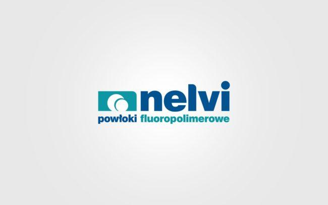 Nelvi logo firmowe projektowanie logo firmy znaków firmowych księgi znaku rewitalizacje rebranding logo Agencja brandingowa Moweli Creative