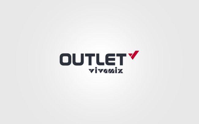 outlet vivamix logo firmowe projektowanie logo firmy znaków firmowych księgi znaku rewitalizacje rebranding logo Agencja brandingowa Moweli Creative