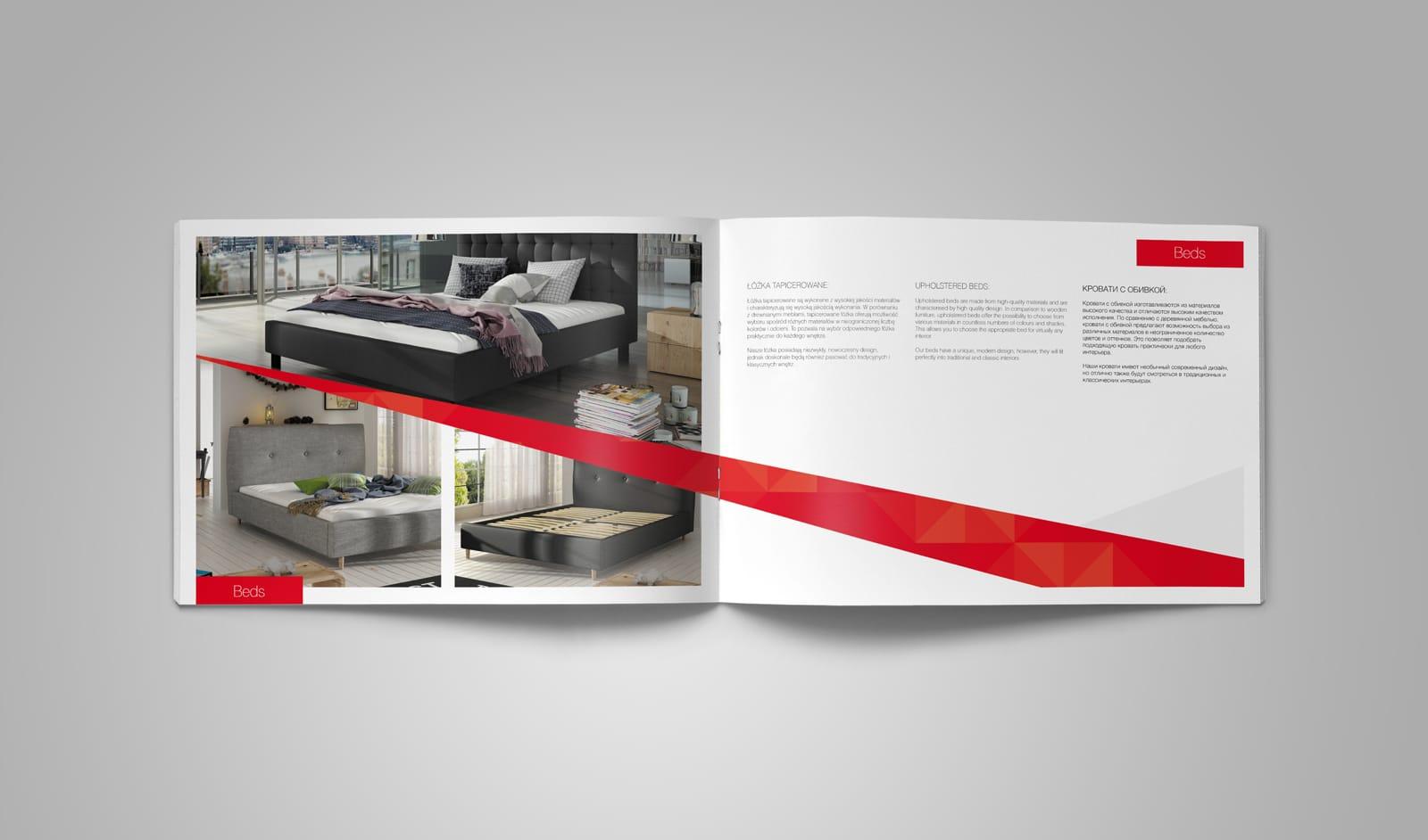 Projektowanie Identyfikacji Wizualnej Katalogi Reklamowe