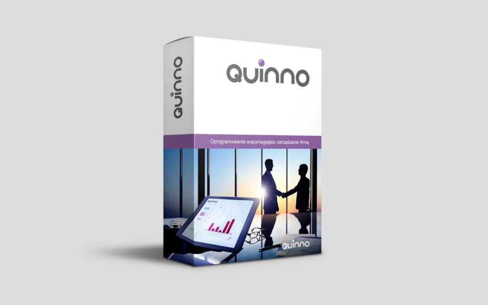 Quinno logo firmowe