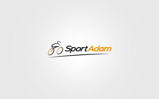 Aport Adam logo firmowe projektowanie logo firmy znaków firmowych księgi znaku rewitalizacje rebranding logo Agencja brandingowa Moweli Creative