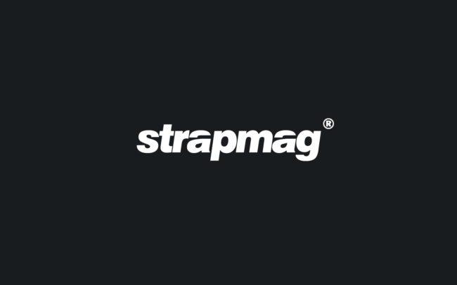 Strapmag logo firmowe