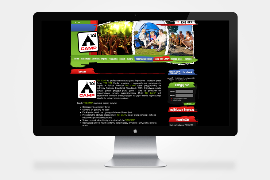 4fe86cab5cfbb firmowa strona internetowa ToiCamp Przystanek Woodstock
