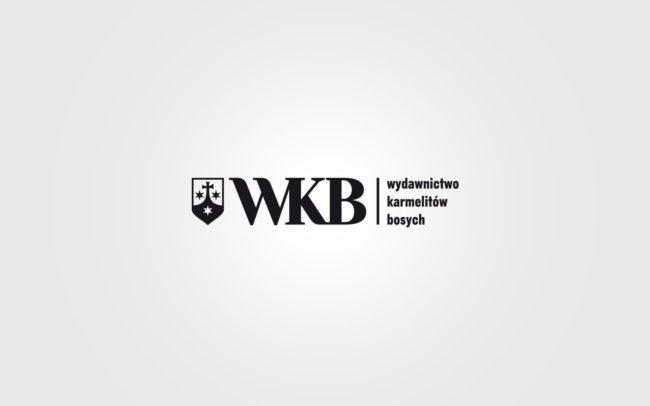 Logo firmowe dla Wydawnictwa Karmelitów Bosych projektowanie logo firmy znaków firmowych księgi znaku rewitalizacje rebranding logo Agencja brandingowa Moweli Creative