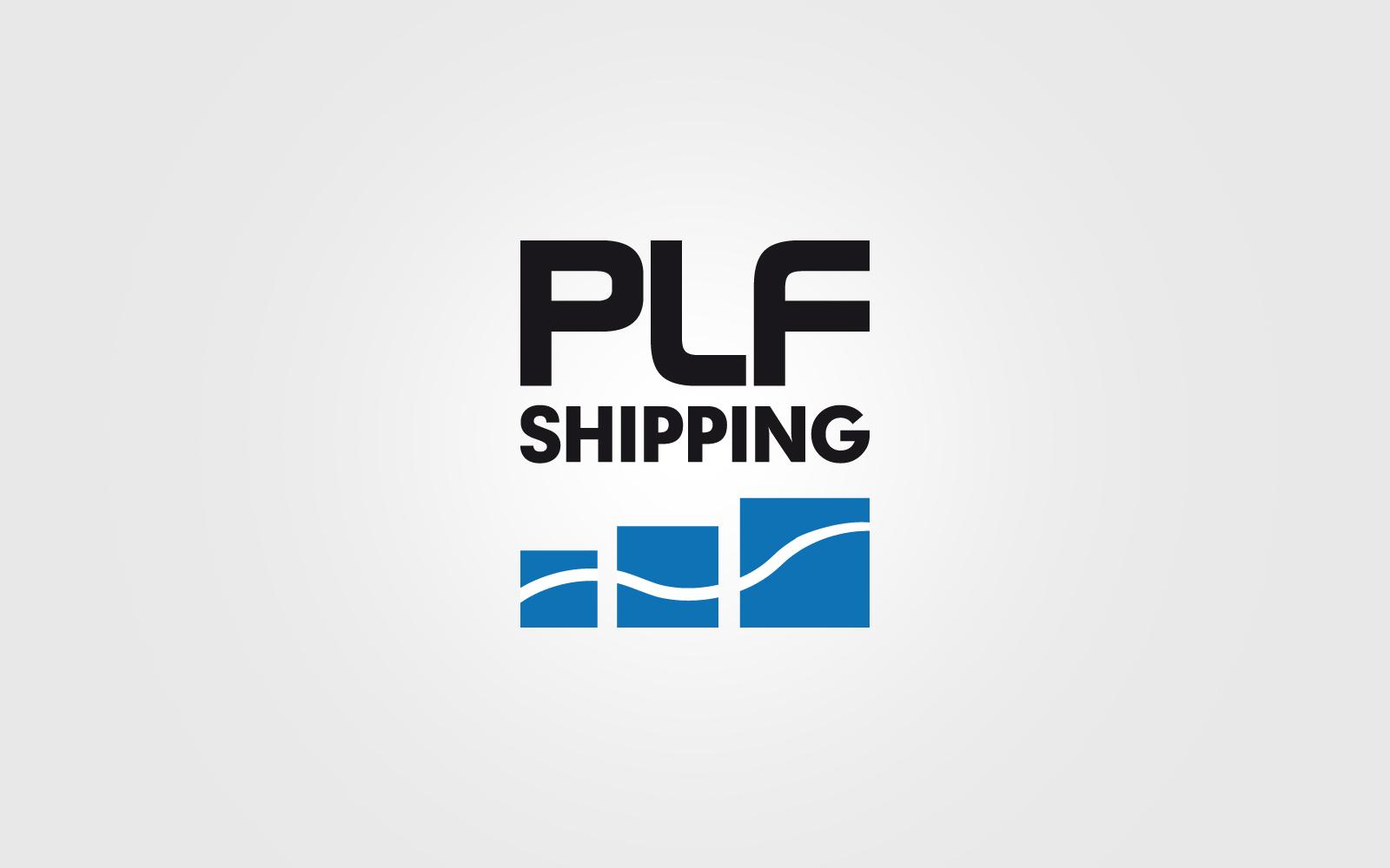 PLF Shipping logo firmowe