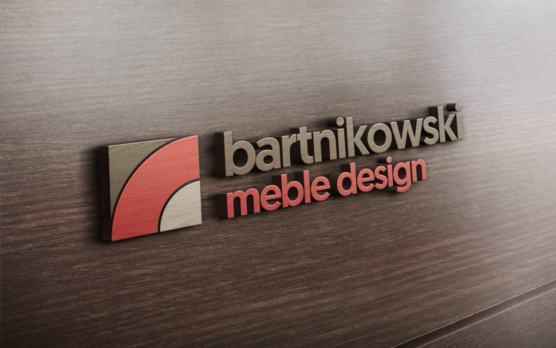 bartnikowski meble design logo firmowe