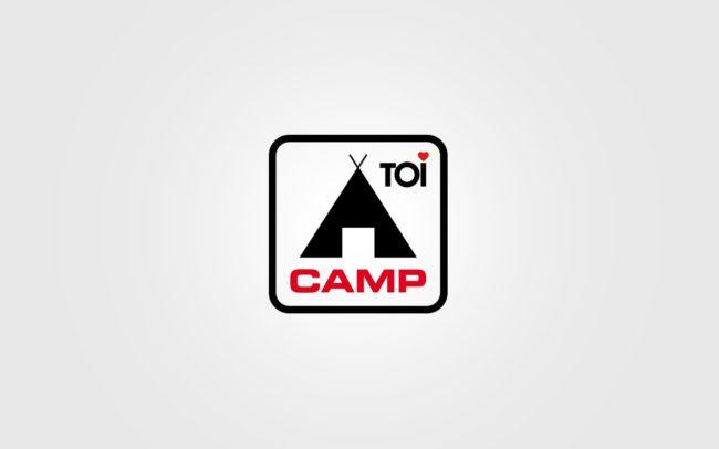 ToiCamp logo firmowe