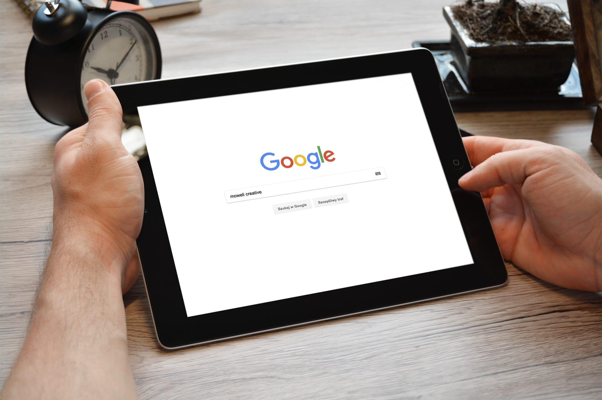 4 ważne cechy nowoczesnej strony internetowej optymalizacja seo google Agencja brandingowa Moweli Creative Dąbrowa Górnicza, Warszawa