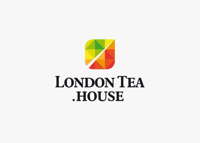 London Tea House projektowanie logo firmowych ksiegi znaku Agencja brandingowa Moweli Creative Dąbrowa Górnicza Kraków Warszawa